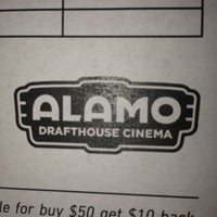 Photo taken at Alamo Drafthouse Mason by S P. on 12/9/2012