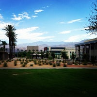 Photo taken at College Of The Desert by GradesFirst on 8/20/2013