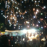 Photo taken at Parque Central de Antiguo Cuscatlán by Min V. on 12/28/2012
