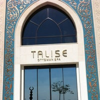 Photo taken at Talise Ottoman Spa by Seetah M. on 1/20/2013