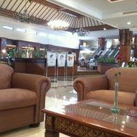 Photo taken at Jogjakarta Plaza Hotel by Hario P. on 4/22/2013