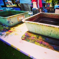 Photo taken at ArtsFest - Georgia Southern University by Betty Foy Sanders D. on 4/8/2013
