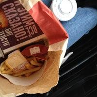 Photo taken at McDonald's by Энжи Л. on 11/16/2012