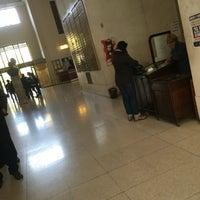 Photo taken at Juzgados de Av. de los Inmigrantes by Eduardo M. on 5/12/2016