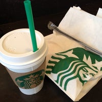 Photo taken at Starbucks by Mi C. on 5/13/2013