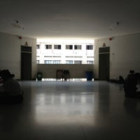 Photo taken at Lecture Hall 3 by Ningning C. on 12/28/2012