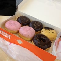 Photo taken at Dunkin' Donuts by Ischuk A. on 11/15/2012