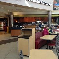 Photo taken at Starbucks by Екатерина Ц. on 10/16/2012