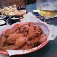 Photo taken at Wings 'N More by greg d. on 2/24/2013