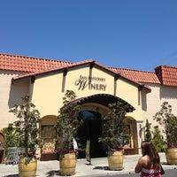 Photo taken at San Antonio Winery by Carissa H. on 4/18/2013