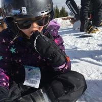 Photo taken at Tahoe Donner Ski Resort by Mike H. on 12/30/2015