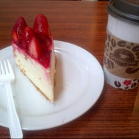 Photo taken at Second Cup by Mona A. on 1/9/2013