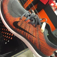 Photo taken at Nike Factory Store by Vinay N. on 12/1/2015