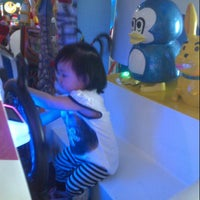 Photo taken at Timezone by Thesia Y. on 3/6/2013