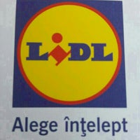 Photo taken at LIDL by Stef on 7/23/2013