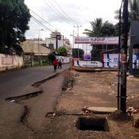 Photo taken at SMA Katolik Rex Mundi Manado by LynviaYinthze on 3/4/2015