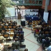 Photo taken at UTEM by Fabian G. on 10/17/2012