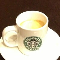 Photo taken at Starbucks Coffee by Lourdes B. on 11/7/2012