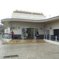 Photo taken at Southampton Central Railway Station (SOU) by Kerwin M. on 11/16/2012