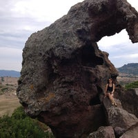 Photo taken at Roccia Dell'elefante by Naike D. on 9/15/2013
