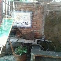 Photo taken at Pousada da Zilah by Ricardo D. on 3/1/2013
