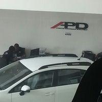 Photo taken at Automotive Performance Development by Syamsul Bahari A. on 9/22/2014