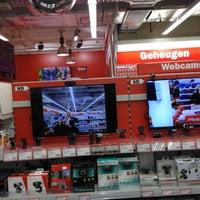 Photo taken at Media Markt by Wiets(ke) .. on 3/14/2013
