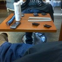 Photo taken at Hair Studio by Hernán L. on 6/1/2013
