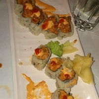 Photo taken at Butterfly Sushi by Natasha M. on 11/3/2012