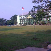 Photo taken at Rindam Jaya by Wuland A. on 9/13/2013