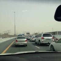 Photo taken at Sheikh Mohammed Bin Zayed Road شارع الشيخ محمد بن زايد by Dina A. on 6/29/2013