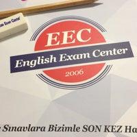 1/9/2017 tarihinde Bekir K.ziyaretçi tarafından English Exam Center'de çekilen fotoğraf