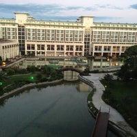 12/14/2012 tarihinde nonestop ozi ⚓.ziyaretçi tarafından Rixos Premium Belek'de çekilen fotoğraf