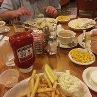 Photo taken at Bridgeport Flyer Diner by Andrew O. on 10/22/2012