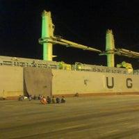 Photo taken at Pelabuhan Panjang by Ziziphus S. on 6/26/2013