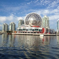 Photo taken at Science World at TELUS World of Science by Sandra M. on 9/3/2013