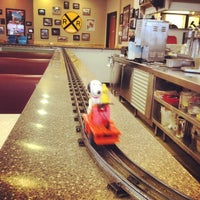 Photo taken at 2 Toots Train Whistle Grill by Bob G. on 4/1/2014