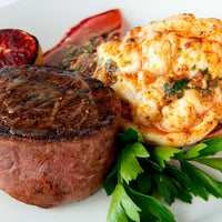 Photo taken at Tony's Steaks and Seafood of Cincinnati by Tony's Steaks and Seafood of Cincinnati on 6/25/2014