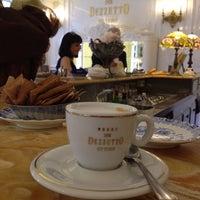 Photo taken at Caffè Dezzutto by Silvia L. on 6/27/2014