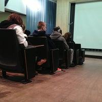 Photo taken at HBC Gifford Auditorium by Faith Z. on 1/14/2013