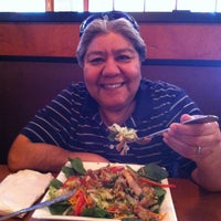Photo taken at Green Mill Restaurant & Bar by Patrice R. on 4/26/2013