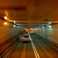 Photo taken at Lincoln Tunnel by Shane K. on 2/2/2013