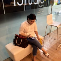 Photo taken at iStudio by Save i. on 9/8/2015