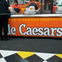 Photo taken at Little Caesars Pizza by Samson L. on 12/9/2012
