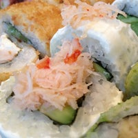 Photo taken at Tobu Sushi by Hernán B. on 12/5/2012