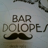 Photo taken at Bar do Lopes by Suelen S. on 1/3/2013
