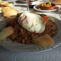 Photo taken at Restaurante Las Navas by Tomy R. on 11/25/2012