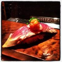 Photo taken at Sushi Ran by Tucker T. on 4/14/2013