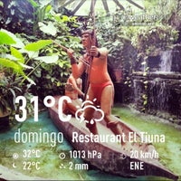Photo taken at Restaurant El Tiuna by Paolo R. on 3/10/2013