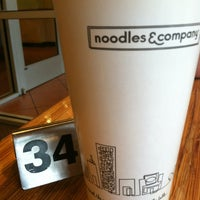 Photo taken at Noodles & Company by Trinity G. on 6/11/2013